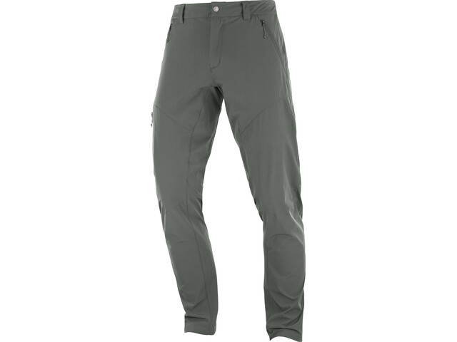 Salomon Wayfarer Tapered Pantalones Hombre, urban chic